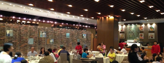 Oriental Pavilion Restaurant is one of Seafood/ General Chinese Restaurant.