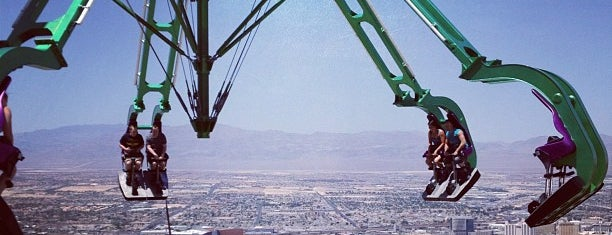 Stratosphere Casino, Hotel & Tower is one of wonders of the world.