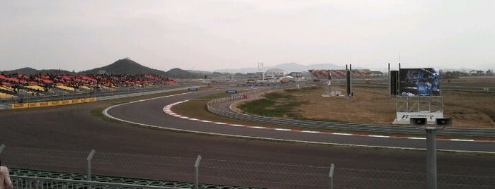 Korea International Circuit is one of Bucket List for Gearheads.