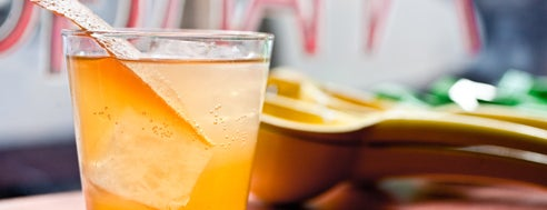 Amor y Amargo is one of #100best dishes and drinks 2011.