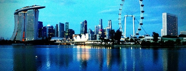Bay East (Gardens by the Bay) is one of Trek Across Singapore.