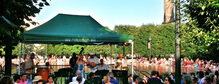 Jazz in the Garden is one of Must-visit Arts & Entertainment in Washington.