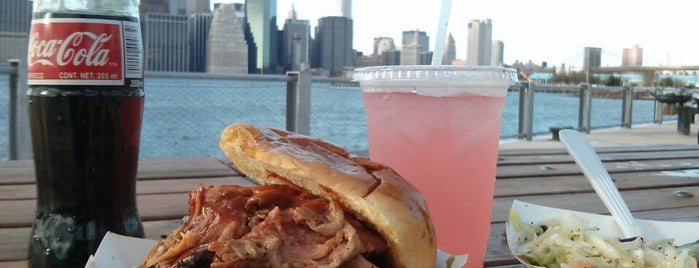 Smorgasburg is one of For Rachel.