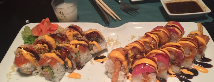 Asuka Japanese Restaurant is one of Must-Visit Sushi Restaurants in RDU.