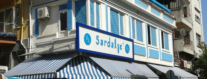 Sardalye is one of Canakkale.