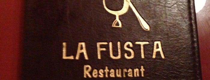 La Fusta is one of #argentineStyleInNYC.