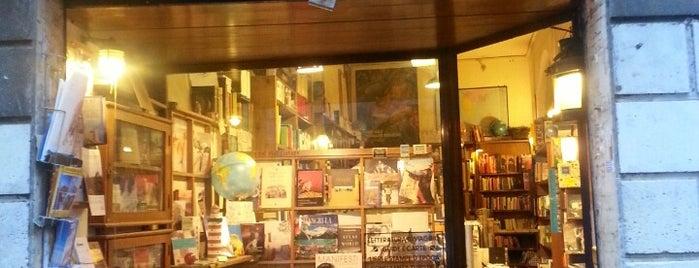 Libreria del viaggiatore is one of 101 cose da fare a Roma almeno 1 volta nella vita.