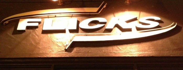 Flicks is one of Best Bars in San Diego to watch NFL SUNDAY TICKET™.