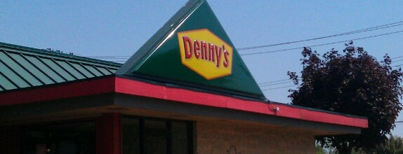 Denny's is one of My Fav Local Restaurants.