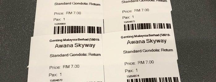 Awana SkyWay is one of Go Outdoor, MY #6.