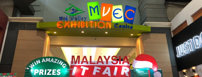 Mid Valley Exhibition Centre (MVEC) is one of Mall.