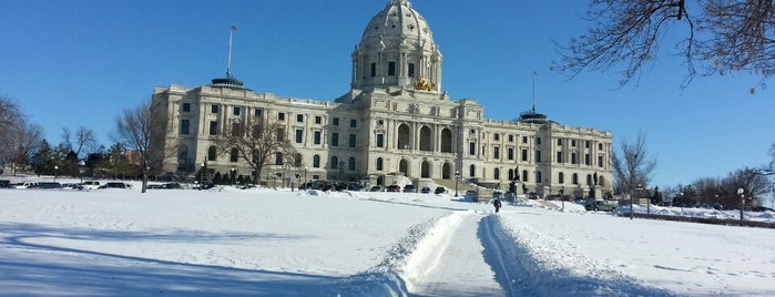Minnesota State Capitol is one of State Capitols.