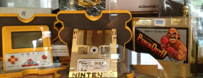 Retro Game Shop is one of Best Retrogaming Shops.