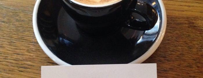 Cooper & Wolf is one of Hackney Coffee, yeah!.