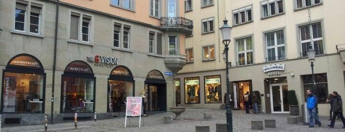 Kantorei is one of Eat in Zurich.