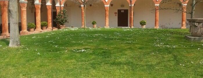 San Girolamo dei Gesuati is one of Ferrara.