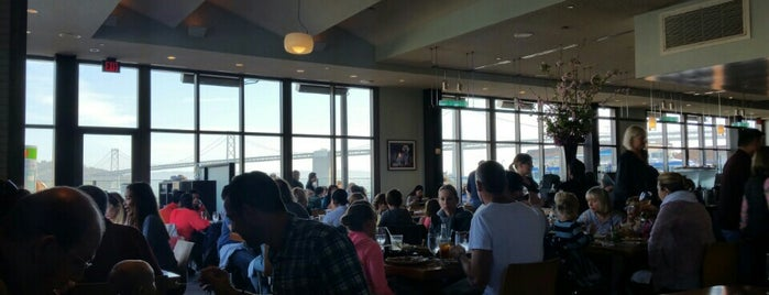 Slanted Door is one of The Best Bets for Group Dining in SF.