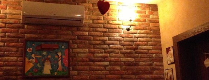 Brick Cafe is one of Restaurants.
