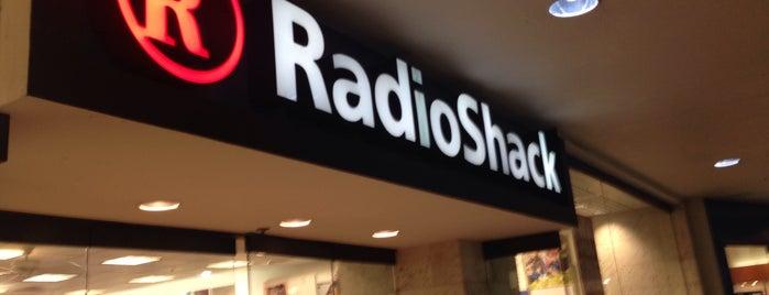 RadioShack is one of Oafu.