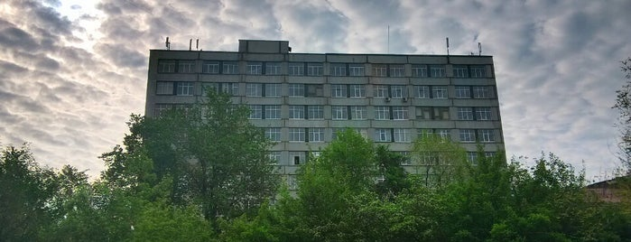 Институт морфологии человека is one of Учеба.