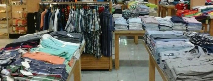 Grande Factory Outlet is one of Bandung ♥.