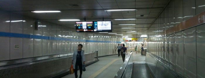 Samgakji Stn. is one of Subway Stations in Seoul(line1~4 & DX).
