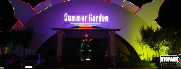 Club Summer Garden is one of Отели в Алании для сравнения.
