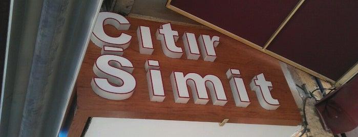 Çıtır Simit is one of En iyileri.
