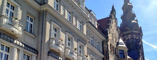 Hotel Fürstenhof is one of Top 10 dinner spots in Leipzig, Deutschland.