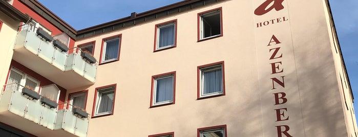 Hotel Azenberg is one of myhotelshop.