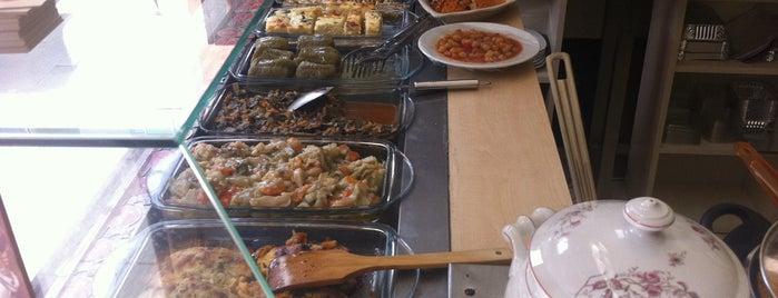 Tonton Efendi is one of Best Vegetarian Restaurants in Istanbul.