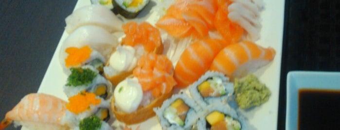 Sakurai Sushi Bar is one of Sushi.