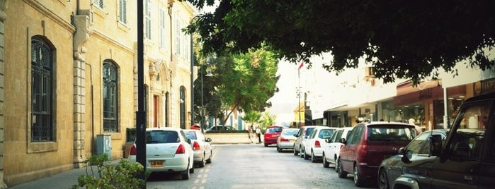 Nicosia is one of Kıbrıs.