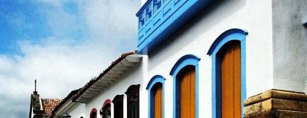 Centro Histórico de Paraty is one of Comida & Diversão RJ.