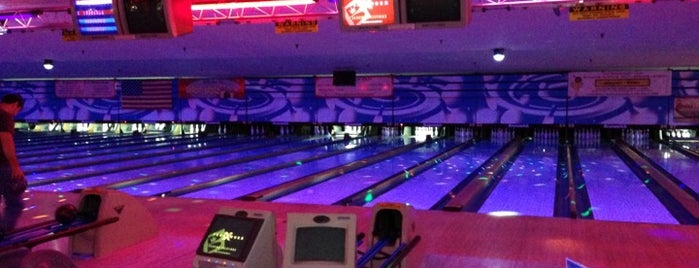 Plaza Lanes is one of July Diabetes Events.