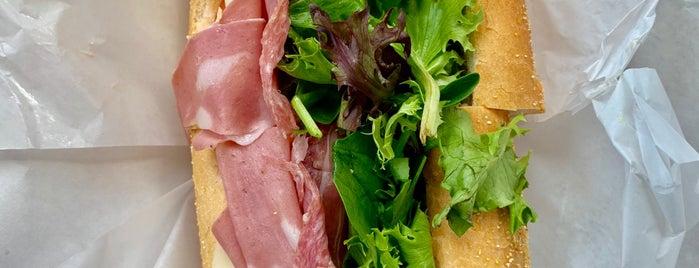 Gusto Fino Italian Deli Cafe is one of Lukas' South FL Food List!.