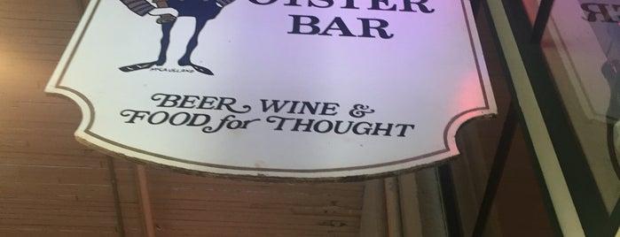 Emmett Watson's Oyster Bar is one of Seattle.