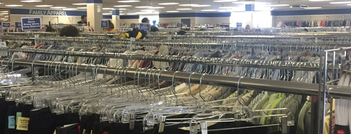 Goodwill is one of Visited Here.