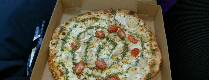 Pie Five Pizza Co. is one of Nashville and Franklin.