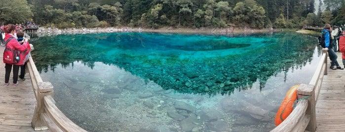 Jiuzhaigou Natural Park is one of Bucket List ☺.