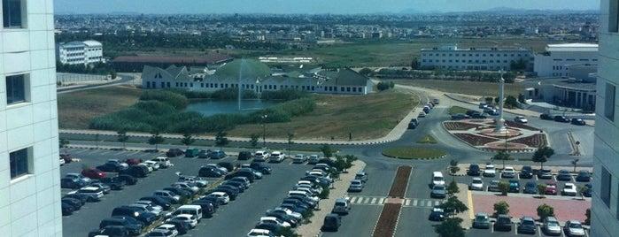 Yakin Dogu Hastanesi Residence is one of YDÜ.