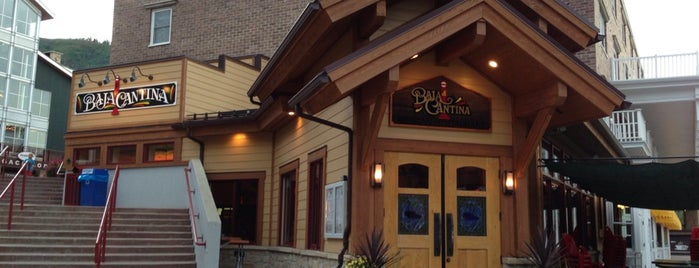 Baja Cantina is one of Park city.