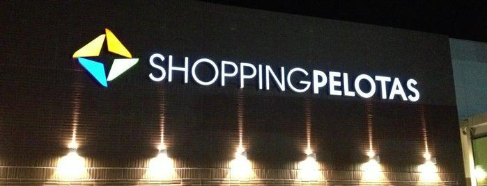Shopping Pelotas is one of Pelotas.