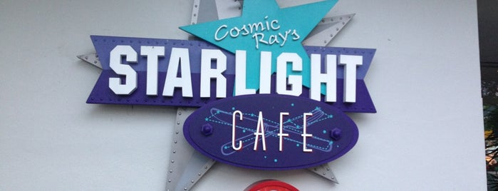 Cosmic Ray's Starlight Café is one of All-time favorites in United States.