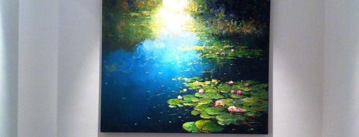 Bolin Art Gallery is one of СПб..