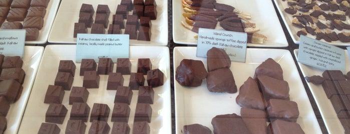 Belize Chocolate Company is one of Honeymoon spots.