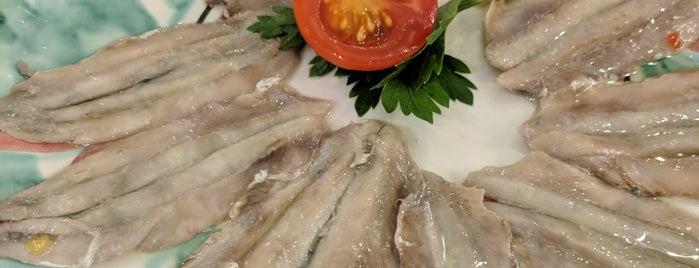 Aglio, Olio e Pomodoro is one of Amalfi Coast, Italy.