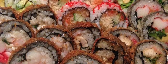 Kanda Sushi is one of DEUCE44 III.