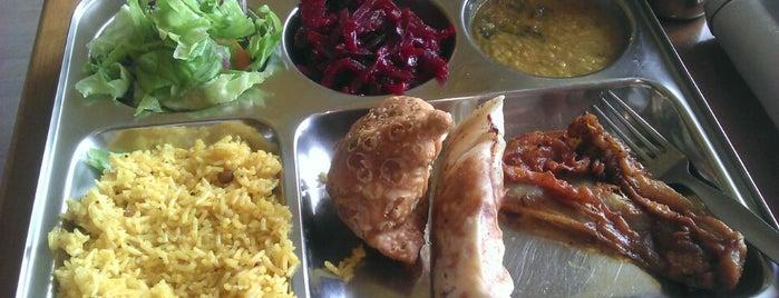 Dhaba Beas is one of WebExpo - restaurants' tips.