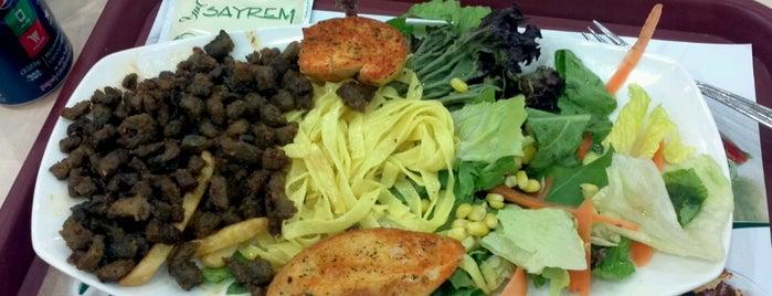 Sayrem is one of Cafe-restorant-bistro.